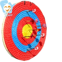 Archery Tag Equipment Shooting Straw Target Single Layer Outdoor Fun Sports Game