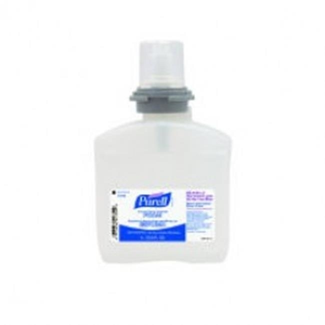 Go-Jo Industries 559202 Advanced Instant Hand Sanitizer Foam 1000 ml. Refill famous names lumos instant impact bottom coat 15 ml