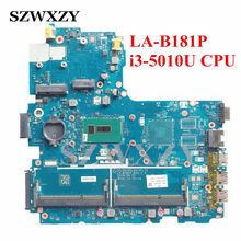 LA-B181P 799551-501 For HP 440 G2 450 G2 Laptop Motherboard With SR23Z i3-5010U Processor Full Tested(China)