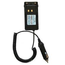 Original Wouxun Car Carregador de Bateria Eliminator Para KG UV9D KG UV9D Plus rádio em dois sentidos Portátil