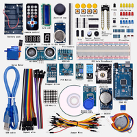 New arrival WeiKedz Super Starter Learning kit(UNO R3) for arduino with 1602 LCD RFID