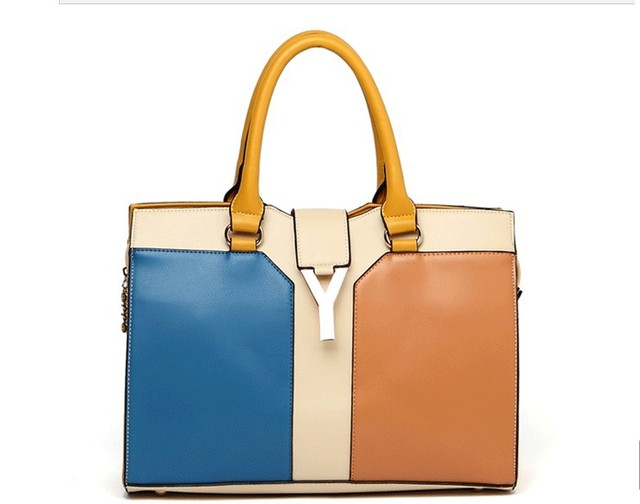 PG218 New Fashion Brand Personalized PU Design Women Noble Handbag Tote Clutch bag Shoulder bag, 2012 FREE SHIPPING