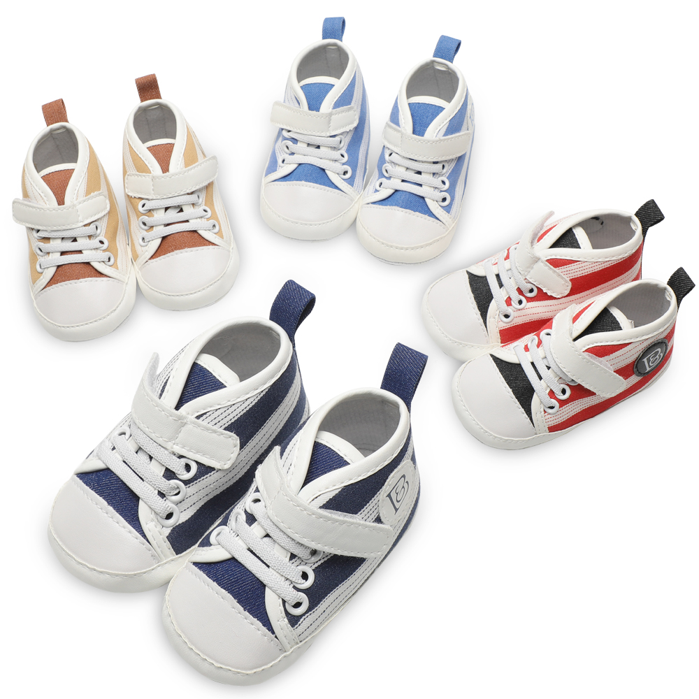 baby boy girls shoes new born crib shoes spring autumn PU anti-slip Booties toddler moccasins moccs sneaker for bebe soft sole