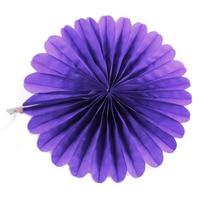 50 Pcs/lot 10 inch 25cm Honey Comb Fan Tissue Paper Fan Flower Party Wedding Home Decoration Supplies Papier Fan Flower