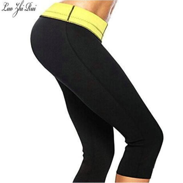 S-5XL Large Size Hot Sale super stretch super women hot shapers Control Panties pant stretch neoprene slimming body sweat shaper