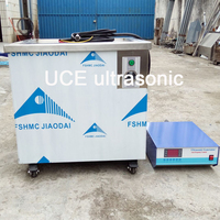 Multi function ultrasonic cleaner Single Tank Parts Cleaner