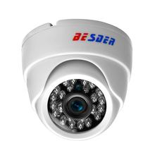 BESDER ONVIF 2.8mm wide IP Camera 1080P 960P 720P  P2P RTSP Motion Detection Email Alert XMEye DC12V POE48V Indoor CCTV Camera