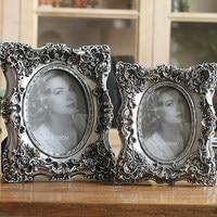 European style retro frame elegant old style photo frame home furnishings fine classic imitation old style resin photo frame