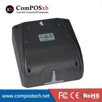 POS peripheral micro thermal printer is used in restaurants, clothing Supermarkets and intelligent cash collection   BC2024