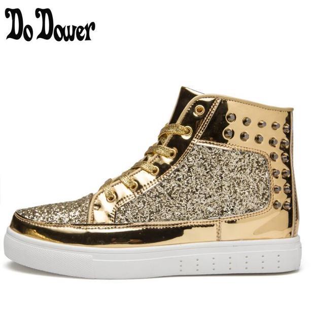 07490fd33 Unisex Plano High Top homens Sapatos Bota Feminina Casaul Sapatos  masculinos Sapato Feminino Cesta Femme chaussure