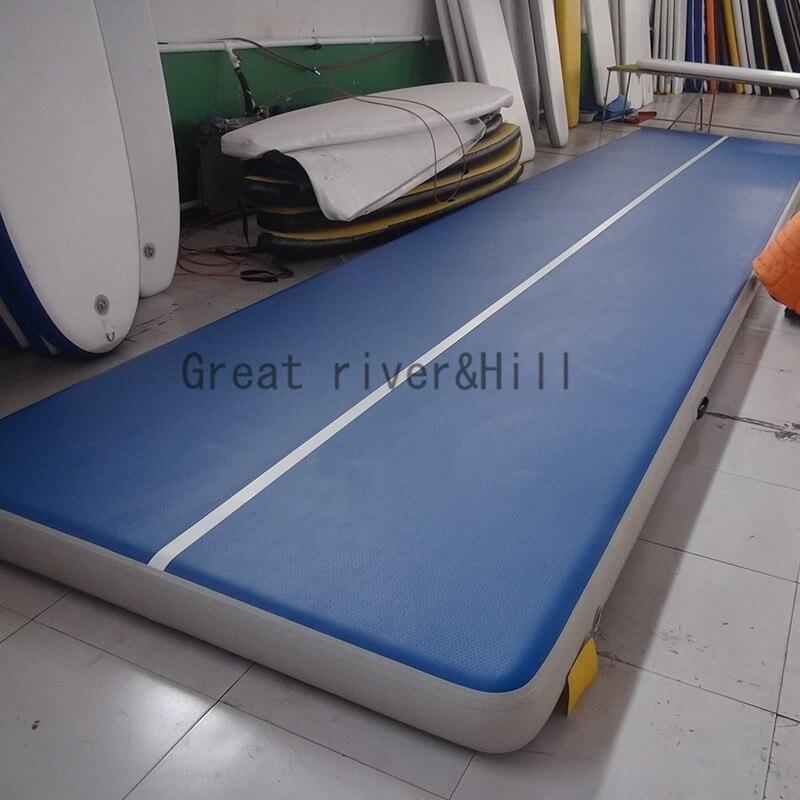 Cheap Inflatable Air Gym Mat Cheerleading Inflatable Air Track