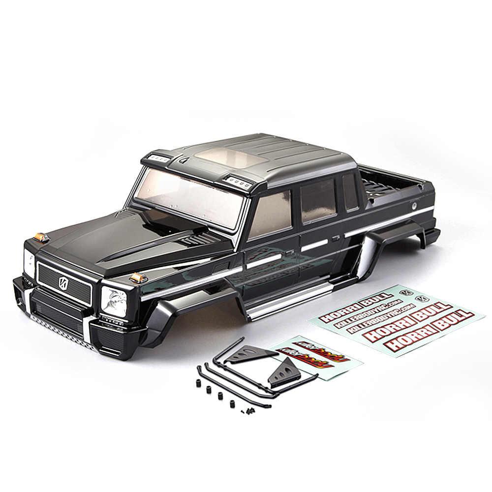 RC автомобиль части корпуса 48331 313 мм 1/10 автомобиля оболочка корпуса Крышка завершены для 1:10 осевой SCX10 RC4WD TF2 RC Гусеничный багги автомобиль
