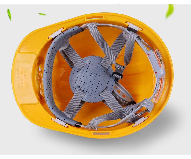 Solar Power Fan Helmet Outdoor Working Safety Hard Hat Construction Workplace ABS material Protective Cap Powered by Solar Panel (13)