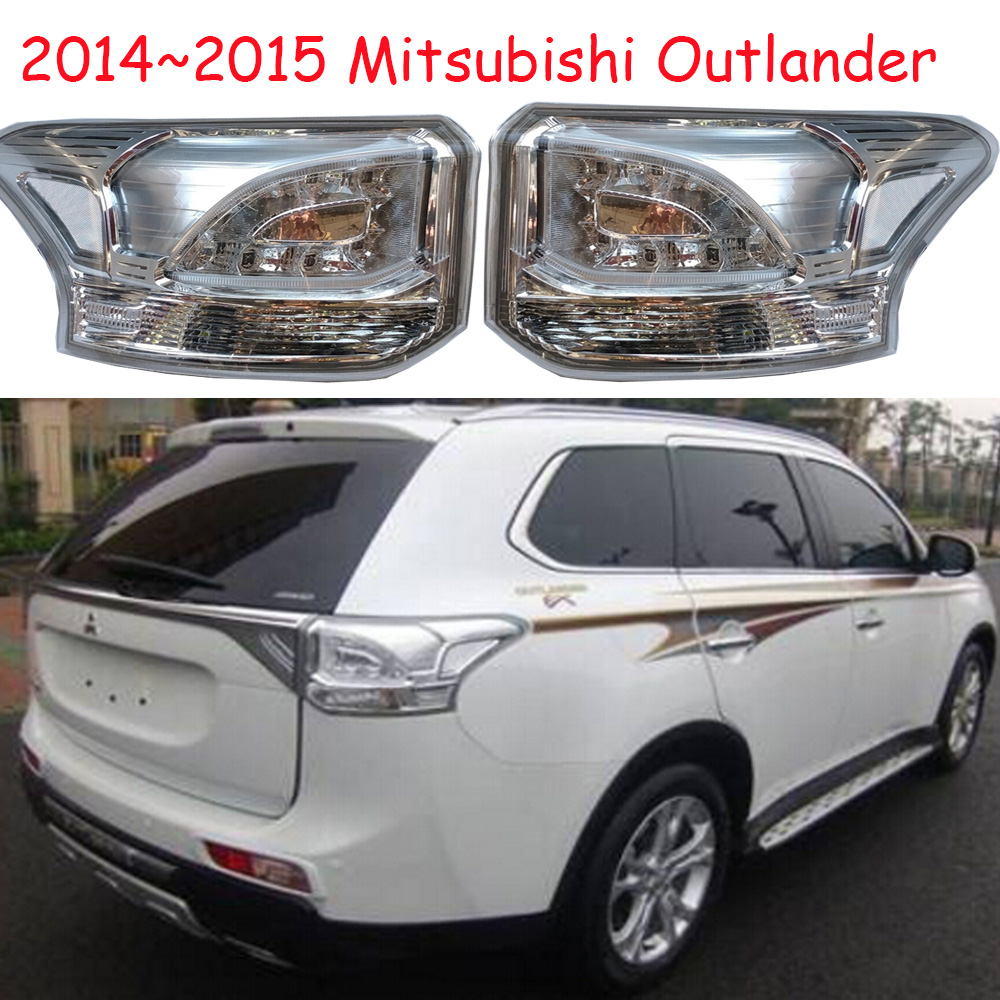Mitsubish Outlander taillight,Montero,2013~2015year,Free ship!ASX,Expo,Eclipse,verada,Triton,nimbus,Outlander rear lamp экран для ванны triton эмма 170