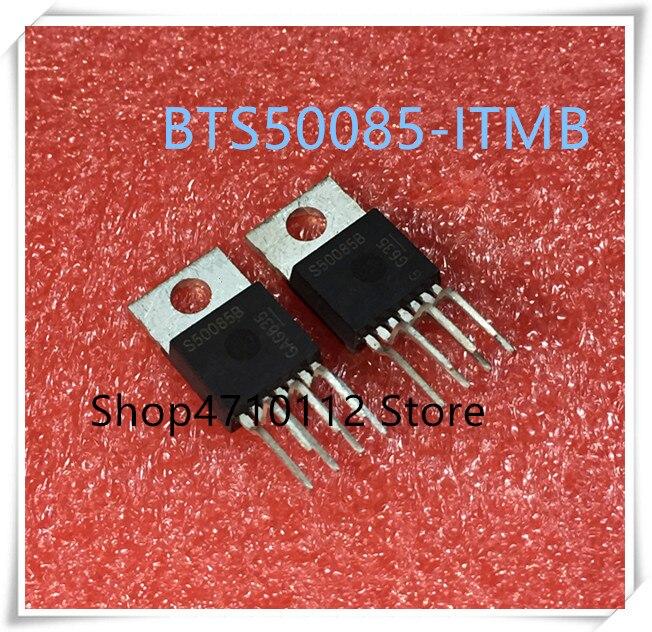 NEW 10PCS LOT 10Pcs BTS50085 1TMB BTS50085 MARKING S50085B TO 220 7 IC