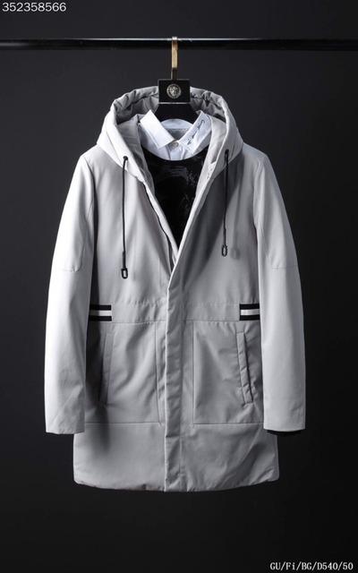 2018 new High Quality fashion Coats & Jackets Runway  man Brand Luxury Men's Clothing WA1050