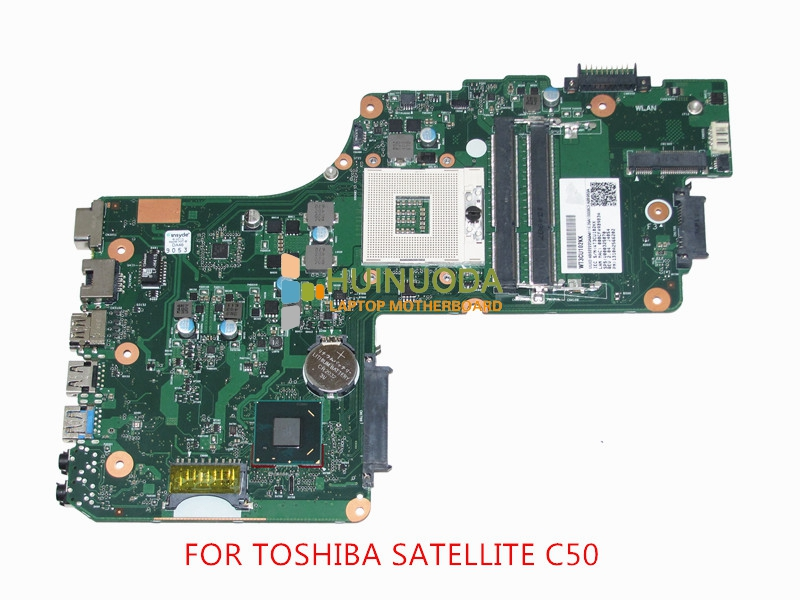 NOKOTION V000325070 DB10F 6050A2566201 MB A02 motherboard for toshiba satellite C55 C55T laptop main board intel hm77 ddr3