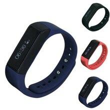 Оригинальный iwown I5plus i5 плюс умный браслет Bluetooth 4.0 Водонепроницаемый IP65 сна Мониторы SmartBand группа