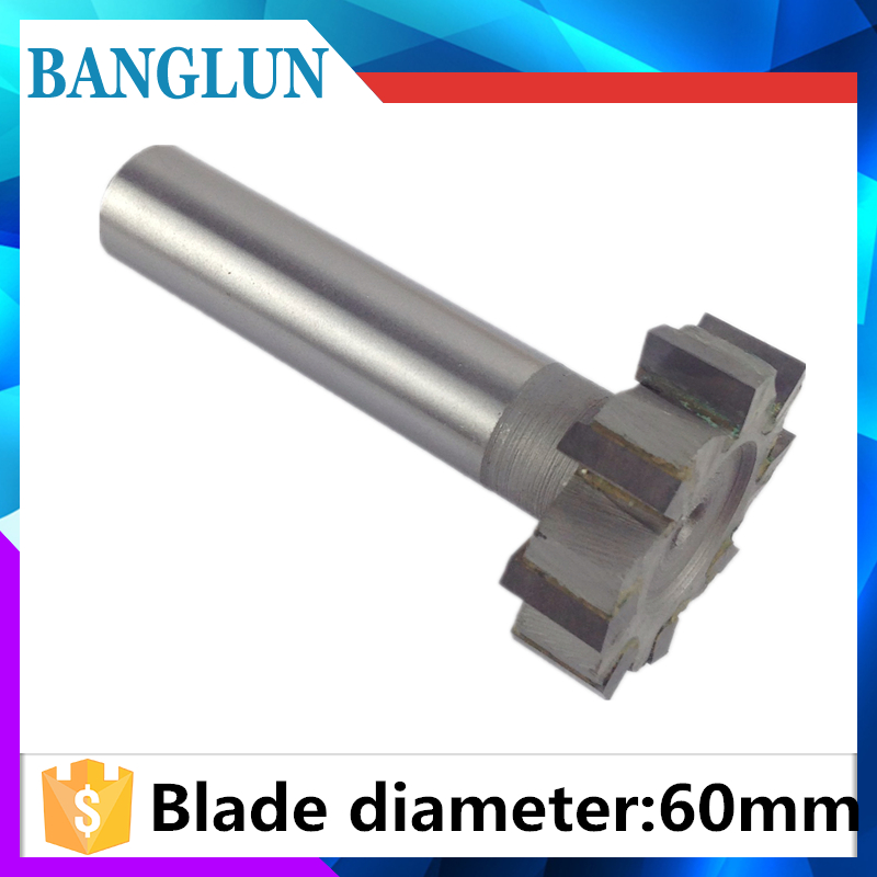 Carbide tipped T slot cutter, Welding carbide T cutter, welded carbide t cutter 60mm x 5 6 8 10 12 14 16 20mm 60mm tungsten carbide tipped stainless