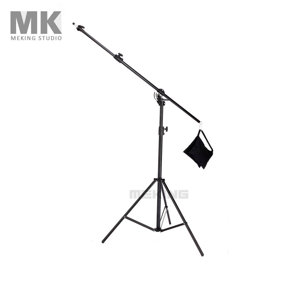 Meking Multi Function Light Boom stand Double Duty with Sand Bag 395cm/13ft M-2 support system стоимость
