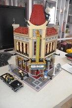 2016 New LEPIN 15006 2354pcs Palace Cinema Model Building Blocks set Mini figures Bricks Toys Compatible with legeod
