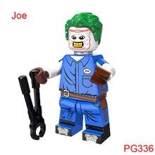 Building Block Guardian Joe Figure Super Heroes Star Wars Mini Doll Single Sale Christmas Gift Toys For Children Hobbies Pg336