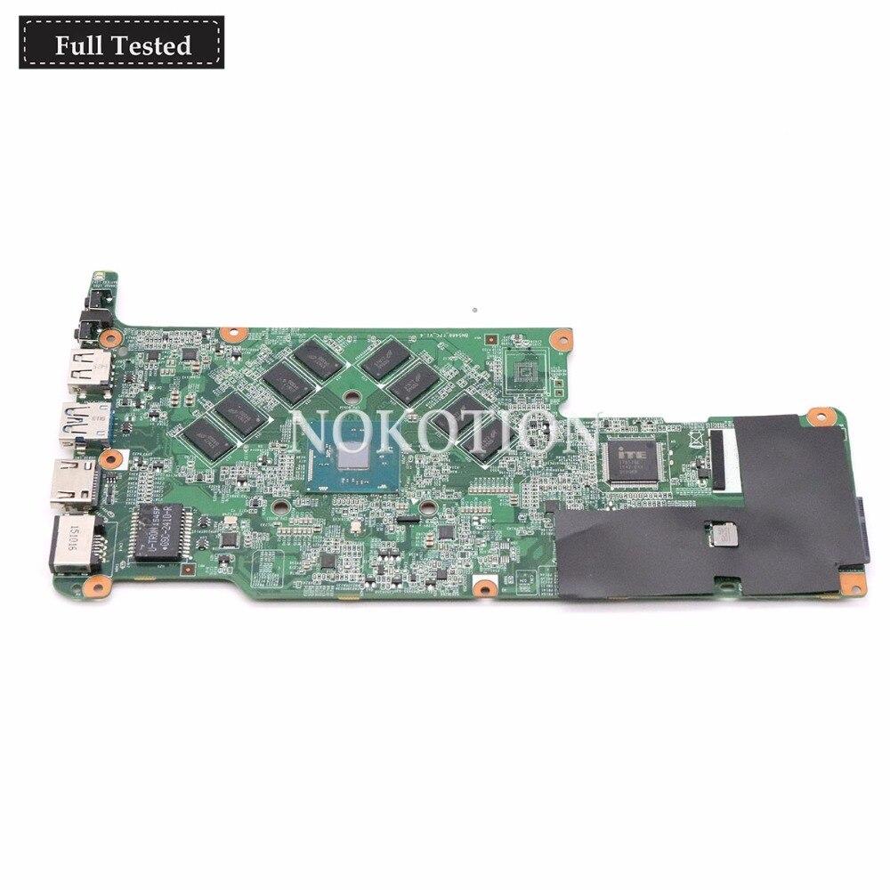 NOKOTION 5B20K13586 main board For Lenovo Yoga 300-11IBR Flex 3-1130  Laptop motherboard Celeron N3050 1.6GHz 4GB CPUNOKOTION 5B20K13586 main board For Lenovo Yoga 300-11IBR Flex 3-1130  Laptop motherboard Celeron N3050 1.6GHz 4GB CPU