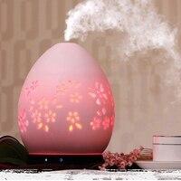 200Ml Ätherisches Öl Aroma Diffusor Bunte Transformation Ultraschall luftbefeuchter Kühlen Nebel Maker Aromatherapie Luft Conditio-in Luftbefeuchter aus Haushaltsgeräte bei