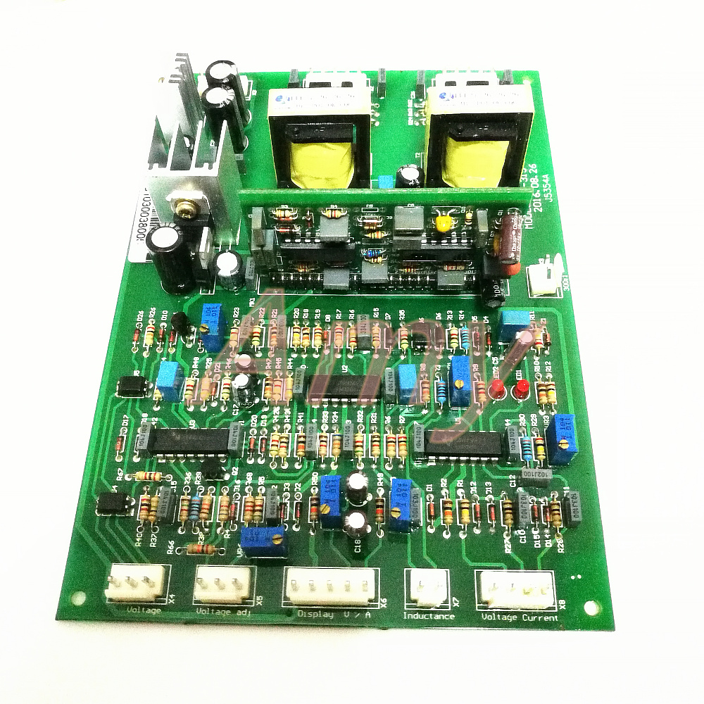 MIG250/300NBC315 Single IGBT Gas Welding Machine Main Drive Control Board Circuit Board