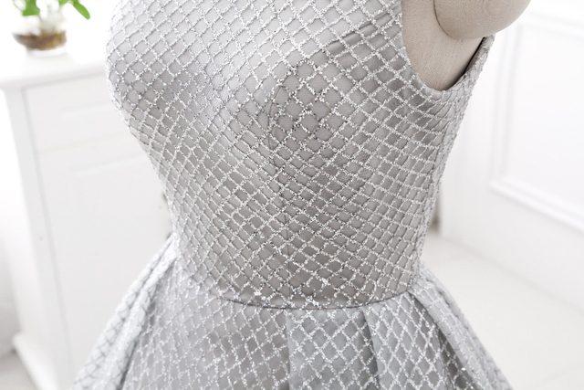 evening dress 2017 glitter evening dress 2017 high neck robe de soiree 2017.  The Detail of Fabric 09938d7e125b