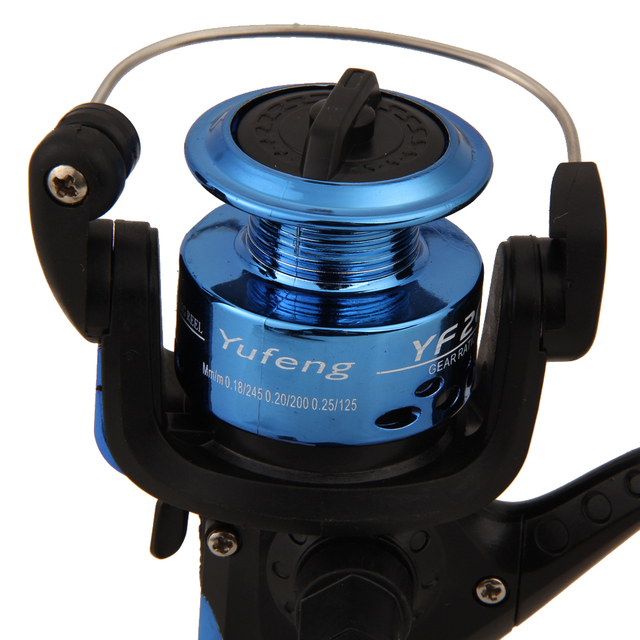 Mini Spinning Fishing Reels Aluminum Body Fishing Reel High Speed G-Ratio 5.2:1 Fishing Wheel Selective Silent Anti Reverse