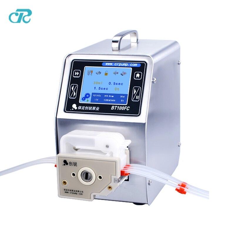 Display Touch screen BT100FC erogazione pompa peristaltica con la DG serie testa della pompa