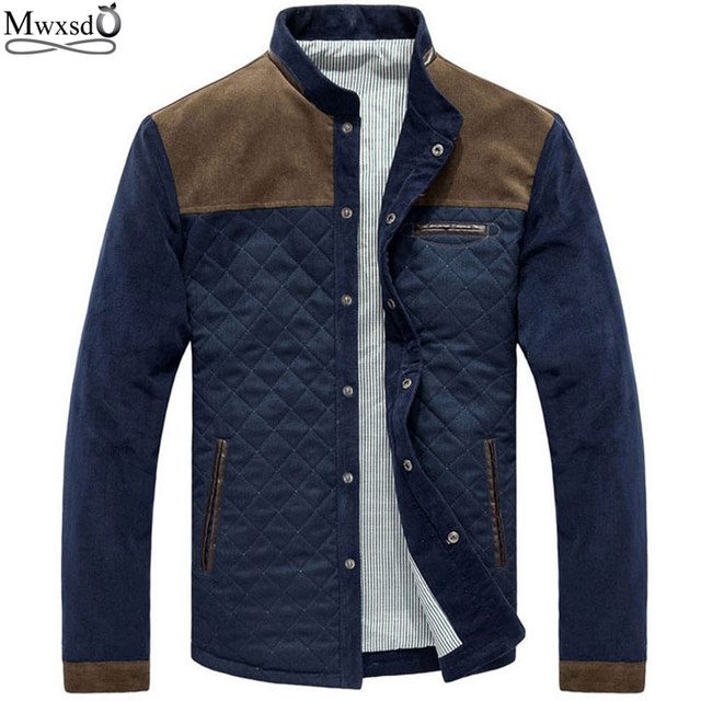 Aliexpress.com : Buy Mwxsd brand Men slim fit Jacket and coat ...