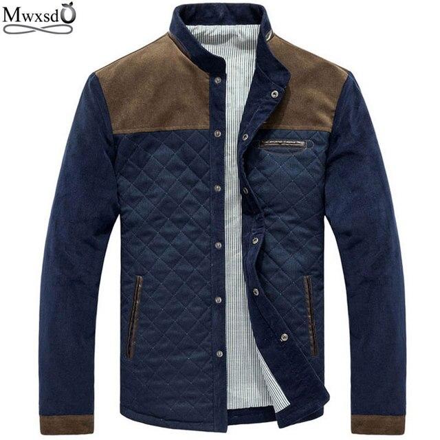 Mwxsd Brand Men Slim Fit Jacket And Coat Men S Casual