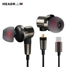 MS33 סוג c MMCX אוזניות להחלפה כבל עבור Shure SE215 SE535 SE846 SE425 ue900 אוזניות עם מיקרופון עבור דוחן huawei נוקיה 8