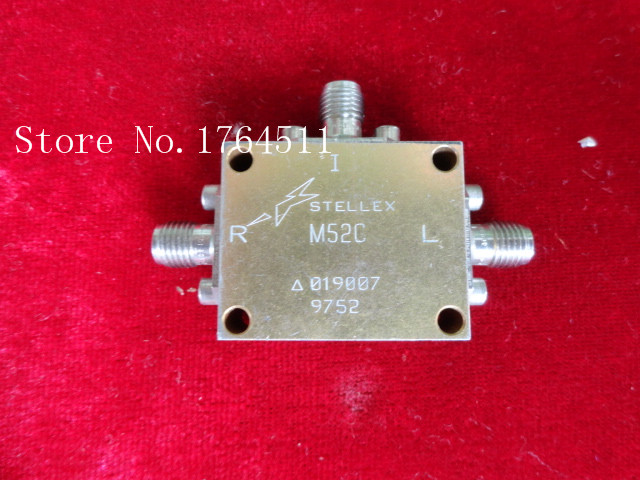 [BELLA] M/A-COM/WJ M52C RF/LO:2-24GHz SMA RF RF Coaxial High Frequency Mixer