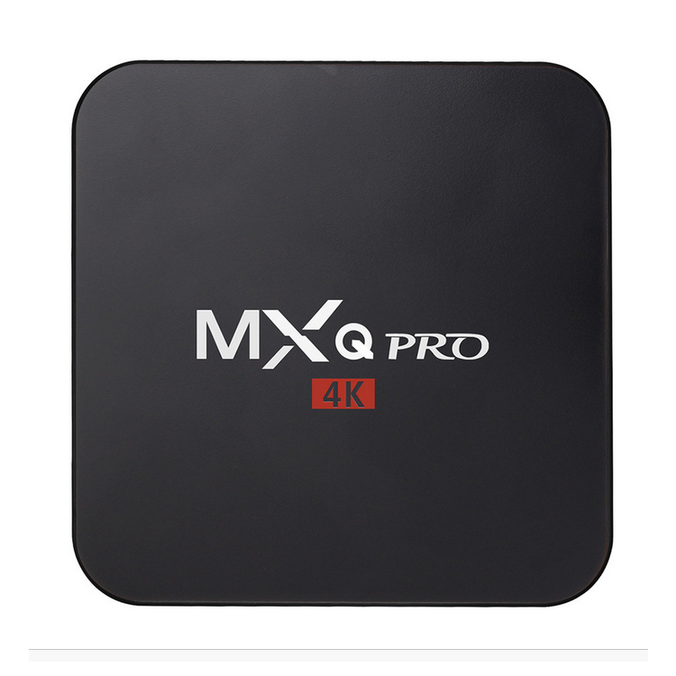 VHXSIN 20 pcs MX Pro Android 7 1 Quad Core 1G 8G 4K Google Streaming Media