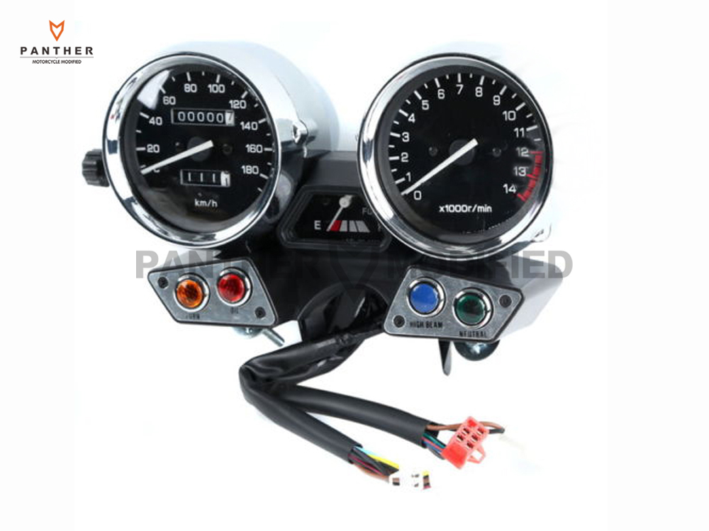 цена на 1 Pcs Motorcycle Speedometer Gauge Tachometer Moto Speed Mileage meter case for YAMAHA XJR400 XJR 400 1993 1994
