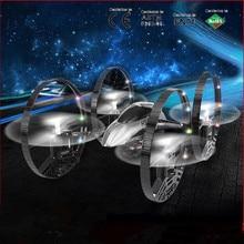Frete grátis H3-2 RC zangão HD da câmera para fotografia aérea de helicóptero 4 axi com luz LED Quadcopter VS x8w V686 melhor brinquedo