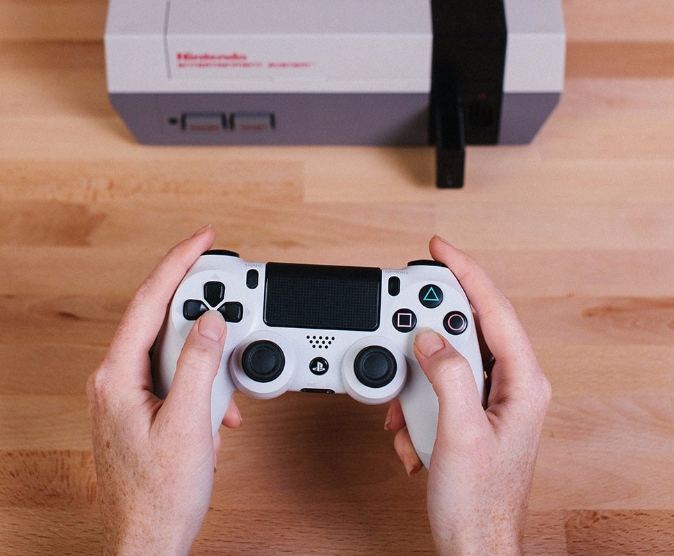 8BitDo Bluetooth Retro Receiver Adapter for NES Console Support PS3 PS4 WII Mote 8BitDo Gamepad to play one NES Console 18