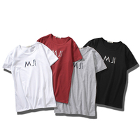 Japanese Style Swallow MJ Lotus Print Hipster T Shirt Men S Fashion T Shirt Brand Clothing