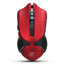 6 Buttons Optical Wired Mouse Adjustable 3200DPI Colorful Light Glare Gaming Mouse LED USB PC Mice Gamer for Computer Laptop