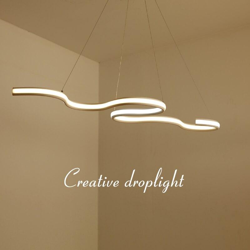 NEO GLeam Length 1200mm Modern Led Hanging Pendant Lights Dining Kitchen Room High Brightness Suspension luminaire Pendant Lamp цена