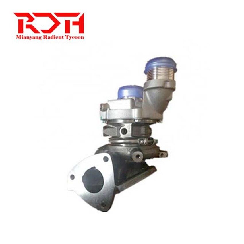 Радиэнт Турбокомпрессор GT1444Z LR038620 778401 5010 S LR063777 turbo зарядное устройство для Land Rover Discovery Характеристическая вязкость полимера TDV6 V6 EURO V дизел