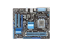 100% original Free shipping motherboard for ASUS G41 P5G41T-M LX V2 DDR3 LGA 775 Solid Capacitor free shipping