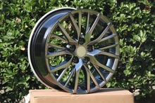 Free Shipping 4 New 20×8.5 Rims wheels ET35mm CB 64.1mm  Alloy Wheel Rims W241