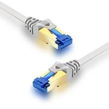 Annnwzzd высокое качество cat 6 кабель RJ45 Cat6 UTP Ethernet сетевой кабель мужчинами RJ45 патч кабель lan