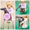 20cm Native Maid Misaki Kurehito Suzuki Margit Teacher Sexy Girls PVC Collectible Figure Model Toys