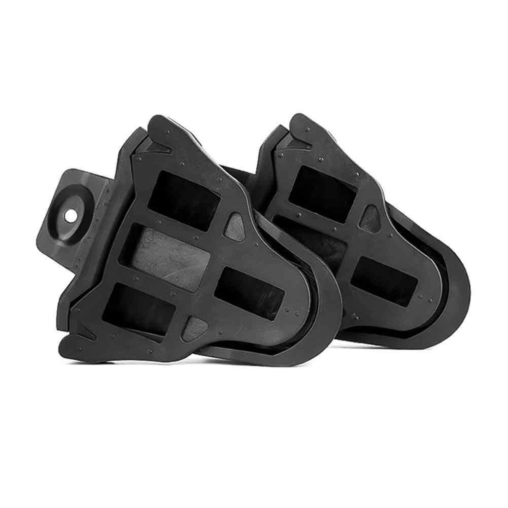 Одна пара быстроразъемных резиновых зажимов для велосипеда, шипы для педалей, чехлы для Shimano SPD-SL, Аксессуары для велосипеда