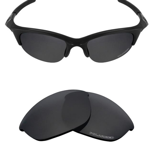 e0dc51cc4c635 Mryok POLARIZADA Lentes de Reposição para óculos Oakley óculos de Sol  Metade Jaqueta Resistir À Água